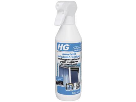 HG détergent intensif pour matières synthétiques 500ml