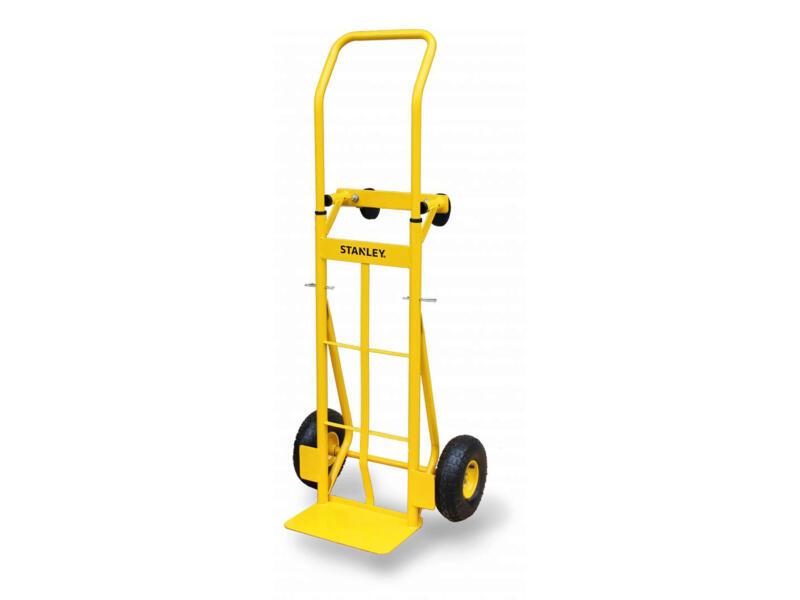 Stanley diable/chariot de manutention 200kg/150kg