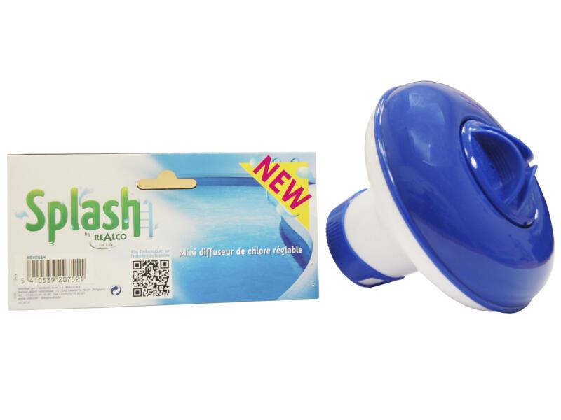 Splash diffuseur de chlore flottant 20g