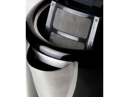 Domo digitale waterkoker 1,7l zwart