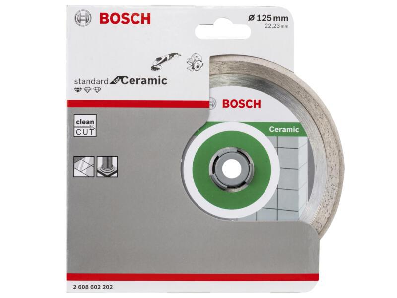 Bosch Professional disque diamant céramique 125x1,6x22,23x7 mm