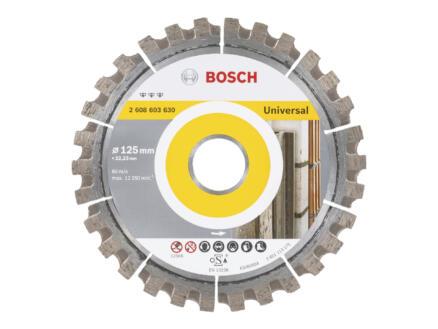 Bosch Professional disque diamant universel 125x22,23x2,2 mm