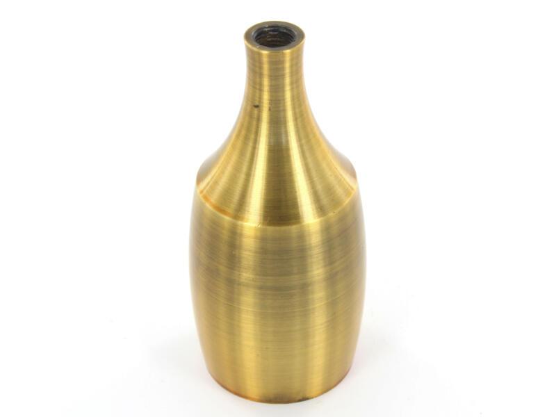 Chacon douille E27 conique métal or