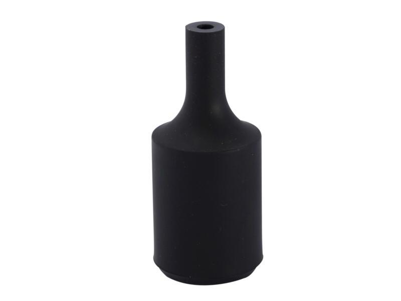 Chacon douille E27 silicone noir