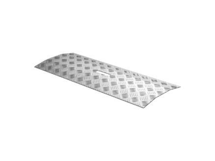 Secucare drempelbrug type 1 hoogte verstelbaar 0-20 mm 78x31 cm aluminium