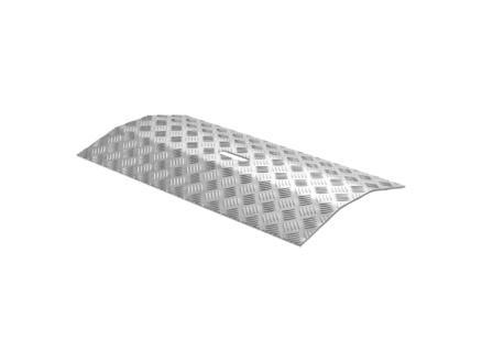 Secucare drempelbrug type 2 hoogte verstelbaar 0-40 mm 78x41 cm aluminium