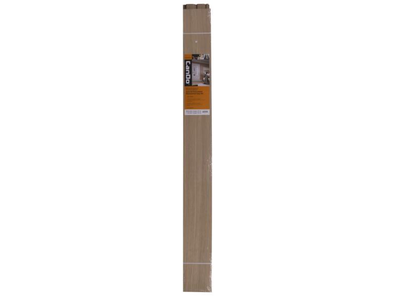 CanDo ébrasement 211,5x20 cm plaçage chêne