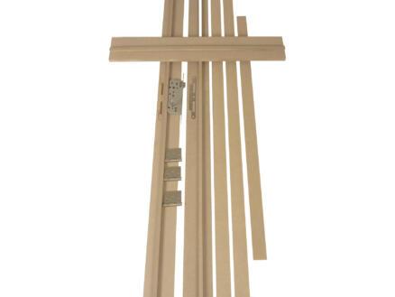 Solid ébrasement MDF 202,2x16,5 cm