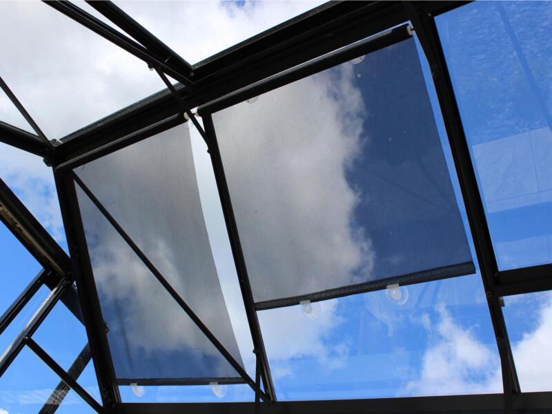 Royal Well écran d'ombrage enroulable universel 59x190 cm 2 pièces