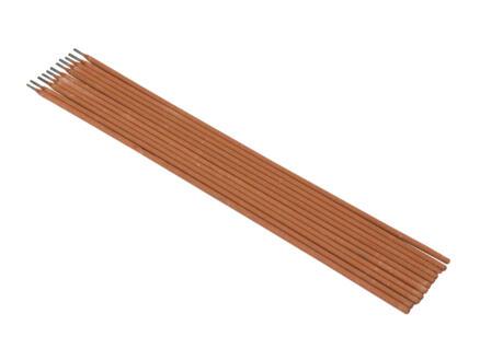 Toolland elektroden roestvrij staal 250x2 mm 11 stuks