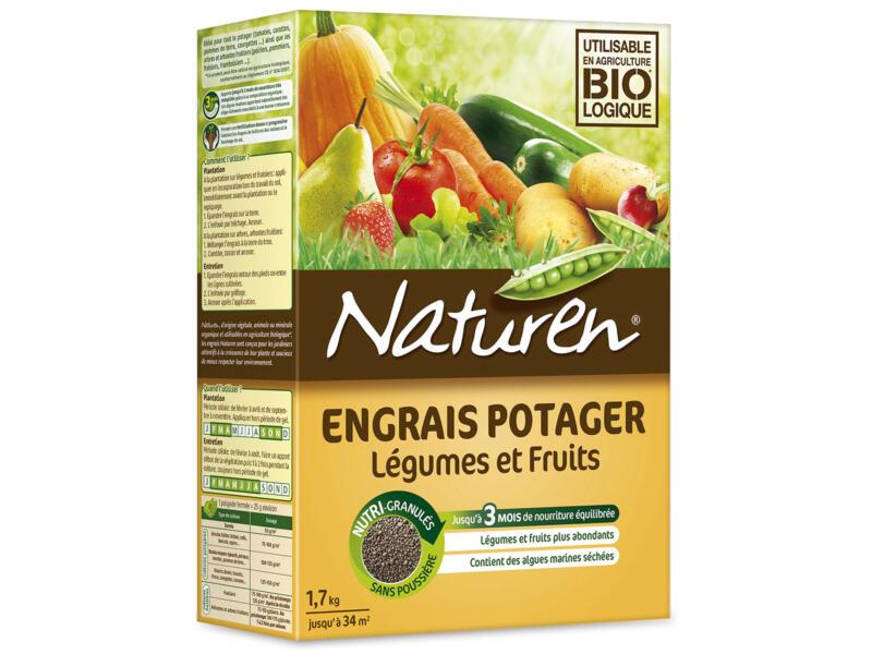 Naturen engrais potager 1,7kg