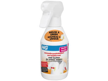 HG enlève taches de crème solaire 250ml