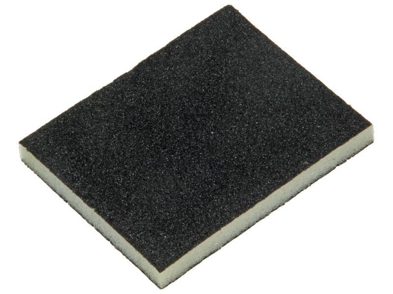 Sam éponge abrasive flexible fin/moyen 2 pièces