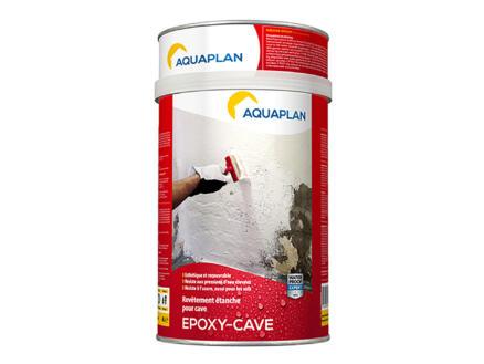 Aquaplan époxy-cave 4l blanc