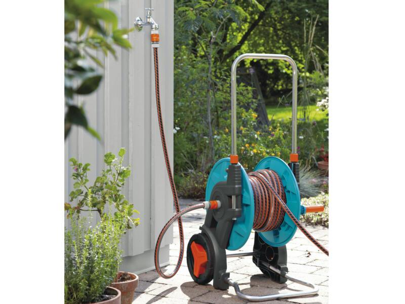 Gardena équipement de raccordement tuyau flex