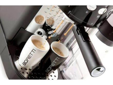 Domo espressomachine 1,2l zwart
