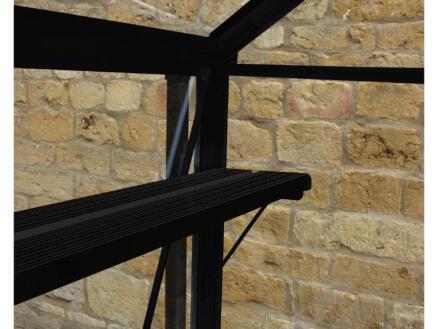 Royal Well étagère de culture serre Bourton 2010 noir