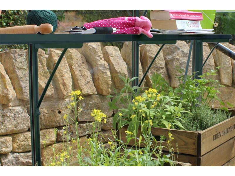 Royal Well étagère de culture serre Bourton 2010 vert