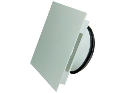 Renson extracteur d'air 125mm aluminium blanc
