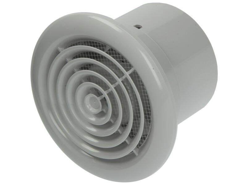 Renson extracteur d'air mécanique type 7131-R 100mm blanc