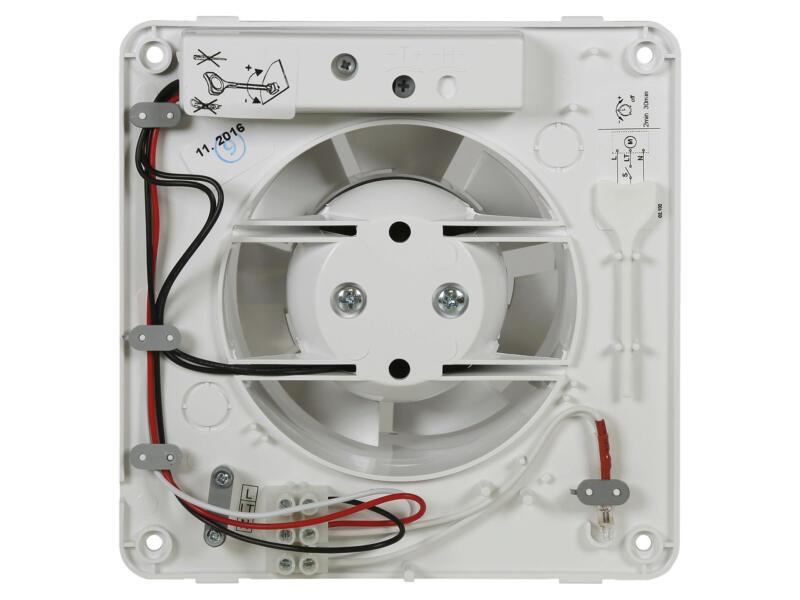 Renson extracteur d'air mécanique type 7201-T 100mm blanc