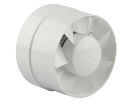 Renson extracteur d'air tubulaire type 7123 150mm blanc