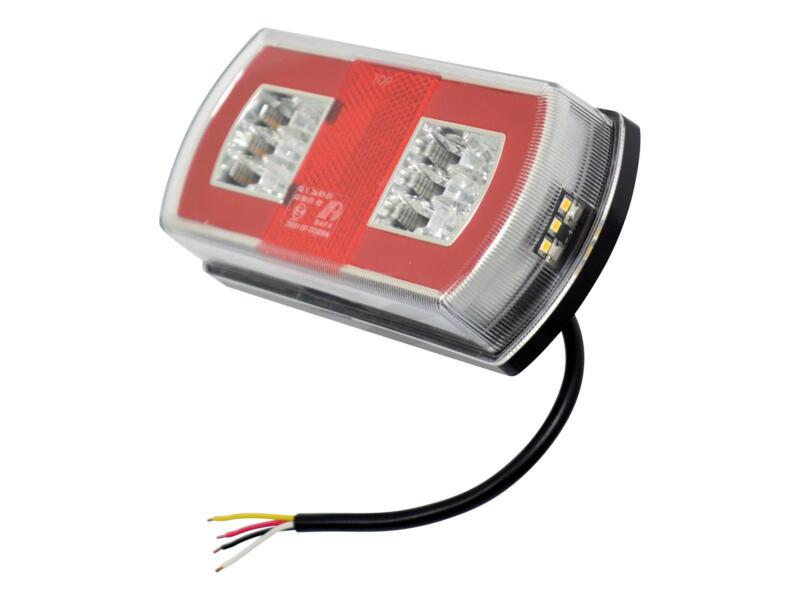 Carpoint feu arrière LED 7 fonctions droite