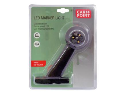 Carpoint feu de gabarit LED droit 150mm
