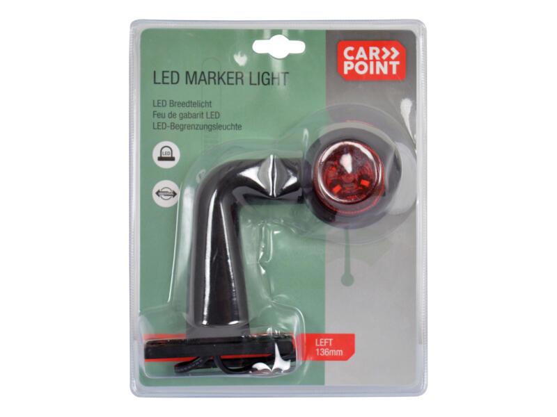 Carpoint feu de gabarit LED gauche 136mm