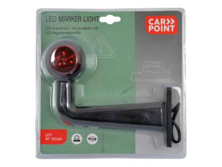 Carpoint feu de gabarit LED gauche 165mm
