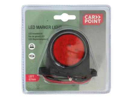 Carpoint feu de gabarit LED gauche 67mm