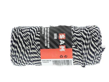 Mack ficelle d'emballage 90m coton