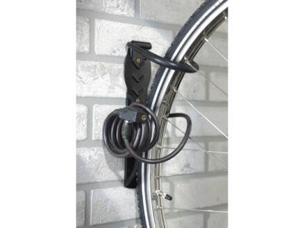 Mottez fietshaak 11cm + antidiefstal slotplaat