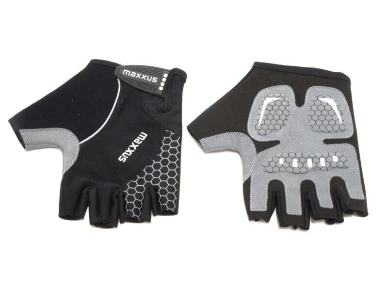 Maxxus fietshandschoenen XL gel zwart