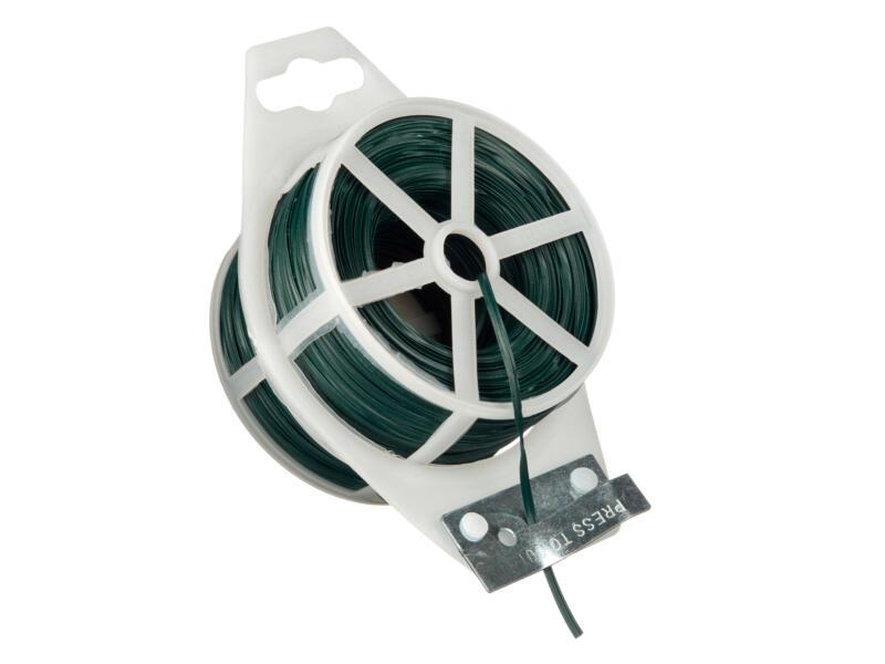 fil à ligature 50m vert