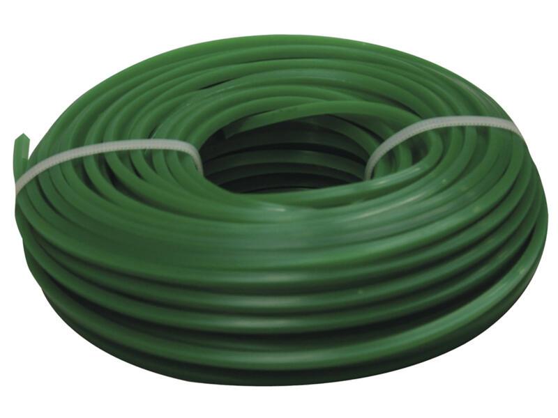 Toolland fil pour coupe-bordures 3,2mm 25m