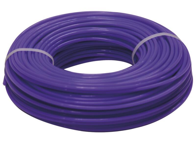 Toolland fil pour coupe-bordures 3mm 100m