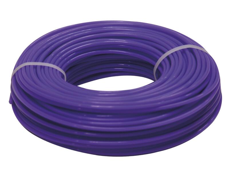 Toolland fil pour coupe-bordures 3mm 25m