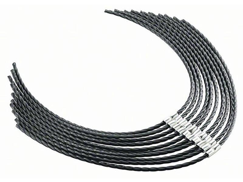 Bosch fil pour coupe-bordures ultrarésistant 3,5mm AFS 23-37 10 pièces
