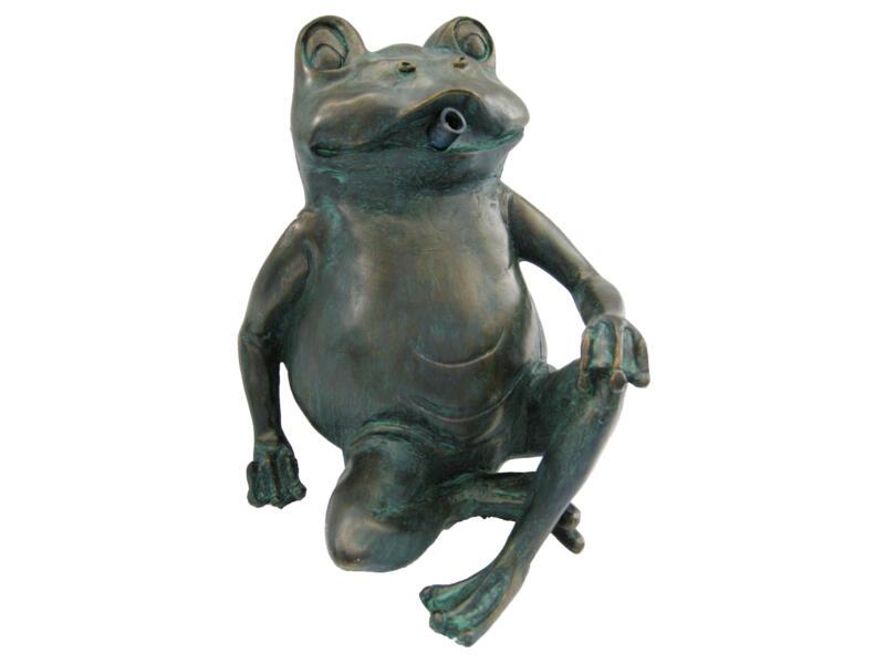 Ubbink fontaine décorative grenouille 20,5cm