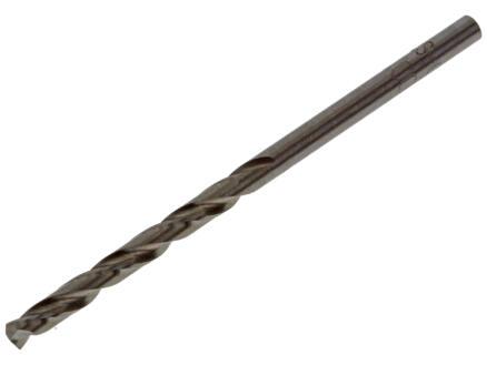 Mack foret à métaux HSS-G 3mm 2 pièces