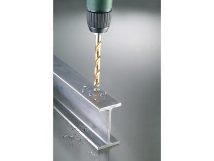 Bosch forets à métaux HSS-TiN 2-8 mm set de 6