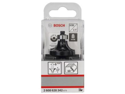 Bosch Professional fraise à arrondir carbure 17x32,7 mm