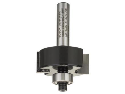 Bosch Professional fraise à feuillurer carbure 12,7x31,8 mm