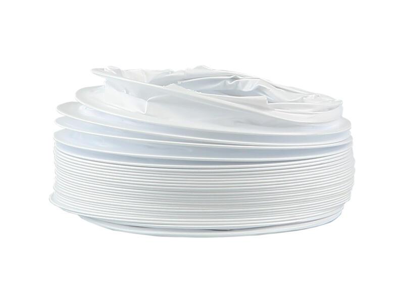Renson gaine flexible type 7001 125mm blanc