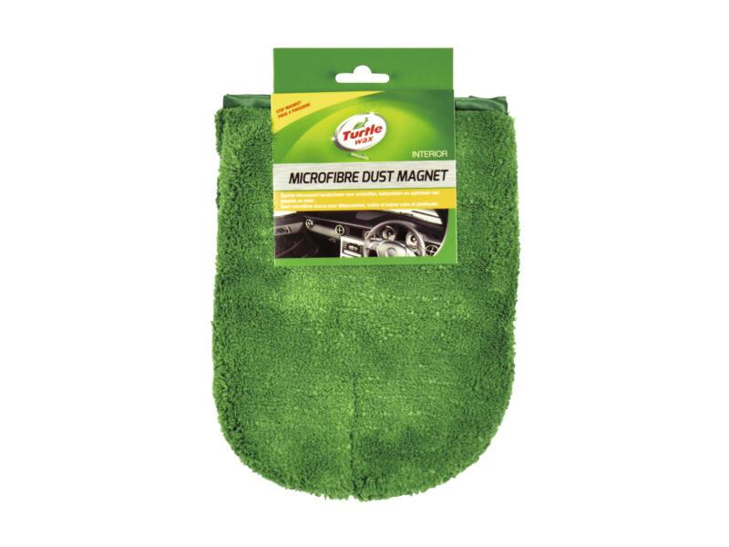 Turtle Wax gant anti-poussière microfibre