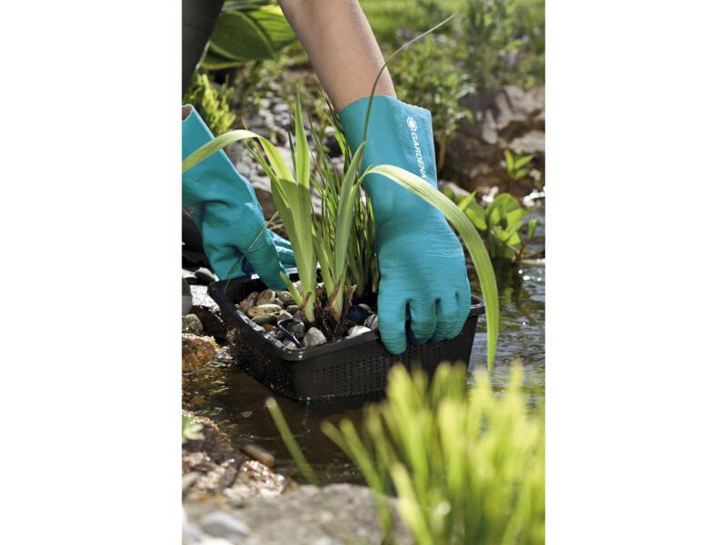 Gardena gants de ménage 7/S latex vert