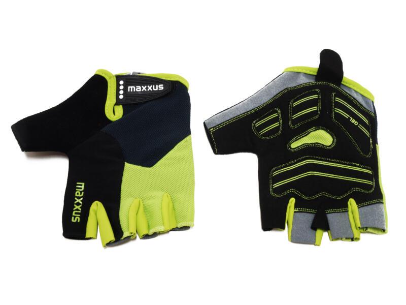 Maxxus gants de vélo XL gel vert/noir