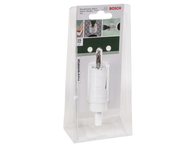 Bosch gatzaag HSS bimetaal 25mm