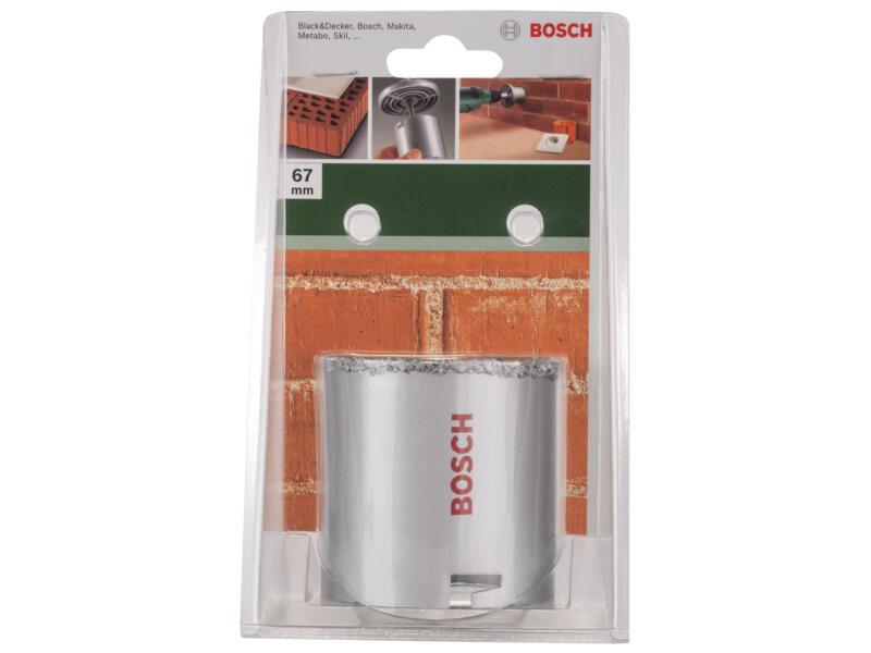 Bosch gatzaag hardmetaal 67mm